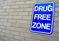 drug free