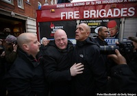 Protests As 10 London Fire Stations Close